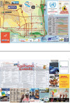 Multilingual City Map for the African Games 2011 including HIV prevention messages