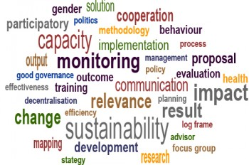 Capacity Development, Impact, Sustainability - we do quality